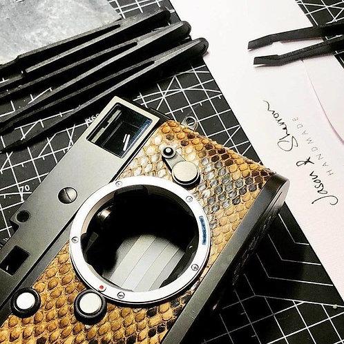 Python: Leica Camera Skin