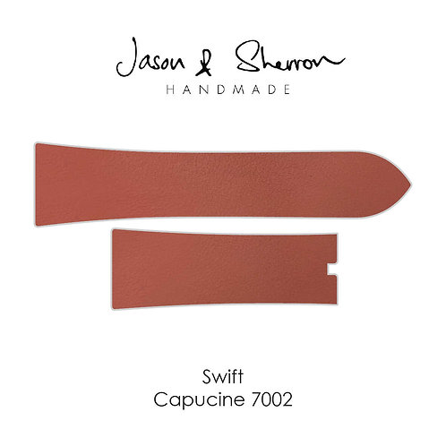 Swift Capucine 7002: Watch Strap Customisation
