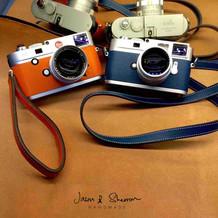 Leica M240 Epsom Orange (L) Leica M9P Bl
