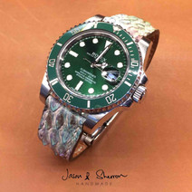 Rolex Oyster Perpetual Submariner In Pyt