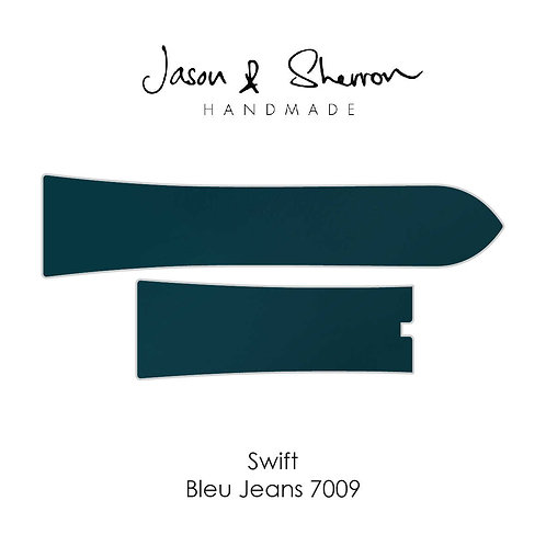 Swift Bleu Jeans 7009: Watch Strap Customisation