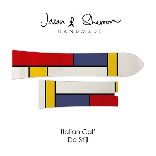 Italian Calf De Stijl: Watch Strap Customisation