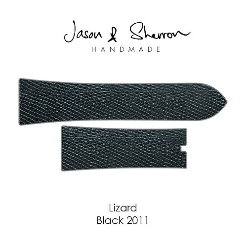 Lizard Black 2011: Watch Strap Customisation