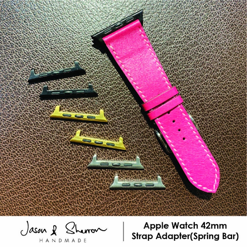 Apple Watch Strap Adaptor: 38mm and 42mm