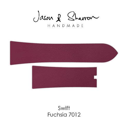 Swift Fuchsia 7012: Watch Strap Customisation