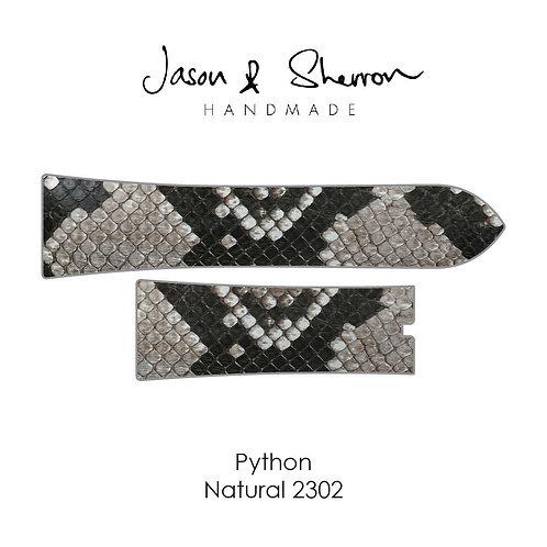 Python Natural 2302: Watch Strap Customisation