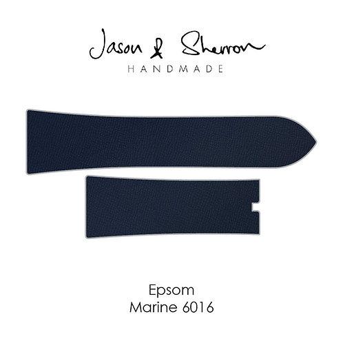 Epsom Marine 6016: Watch Strap Customisation