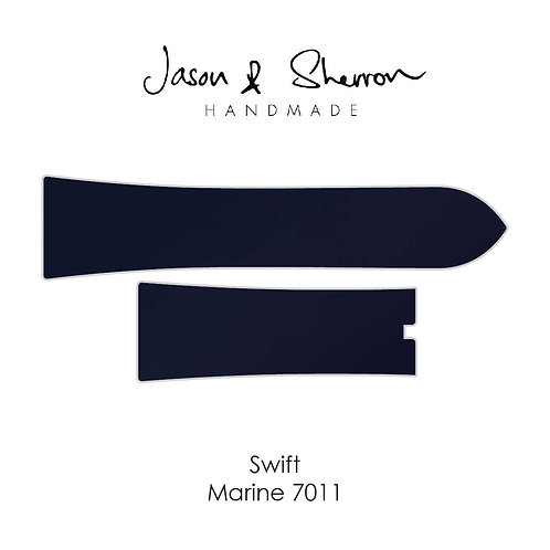 Swift Marine 7011: Watch Strap Customisation
