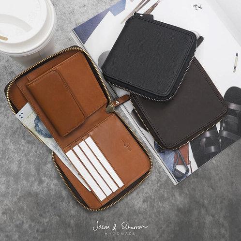 Men: Zip Around Wallet (RFID protected)