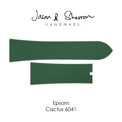 Epsom Cactus 6041: Watch Strap Customisation