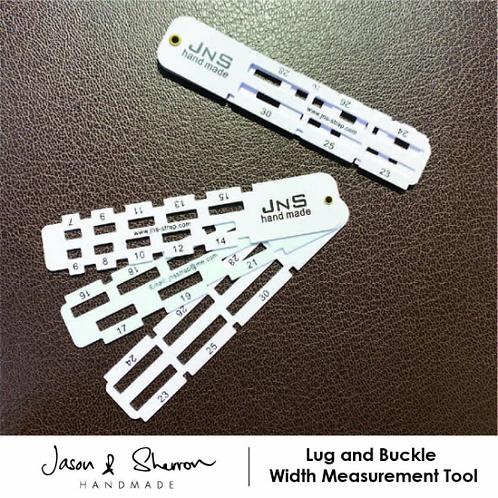 Lug and Buckle Width Measurement Tool