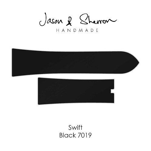 Swift Black 7019: Watch Strap Customisation