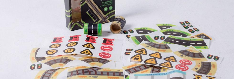 Набор дорожных наклеек «Моя улица»