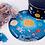 Thumbnail: Круглые пазлы «Сквозь вселенную»