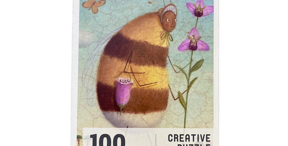 Пазл «Пчелка»