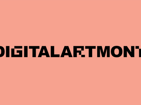 #Digital Art Month New York