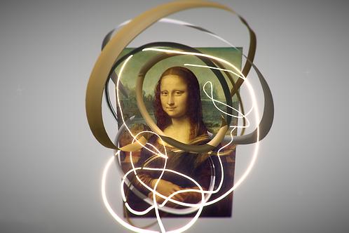 """""""Orb after Leonardo da Vinci"""""""
