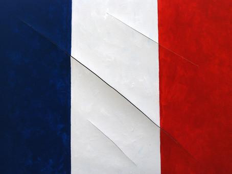 """""""Un drapeau et tant d'Art"""""""
