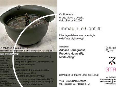 """Imagini e conflitti"""