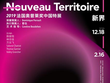 """""""Evolution, nouveaux territoires"""" FOSUN FONDATION, SHANGHAI"""