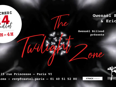 """Twilight Zone"" Chez Castel"