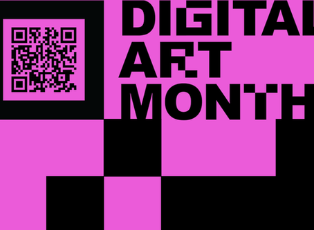 #Digital Art Month
