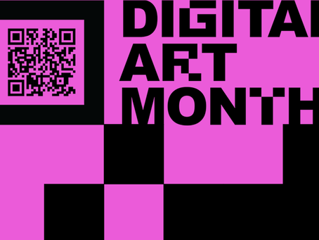 #Digital Art Month