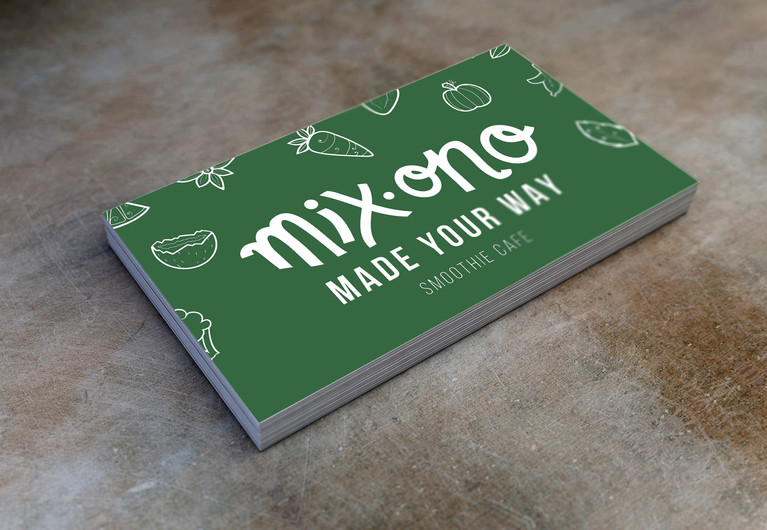Mix-Ono Smoothie Cafe