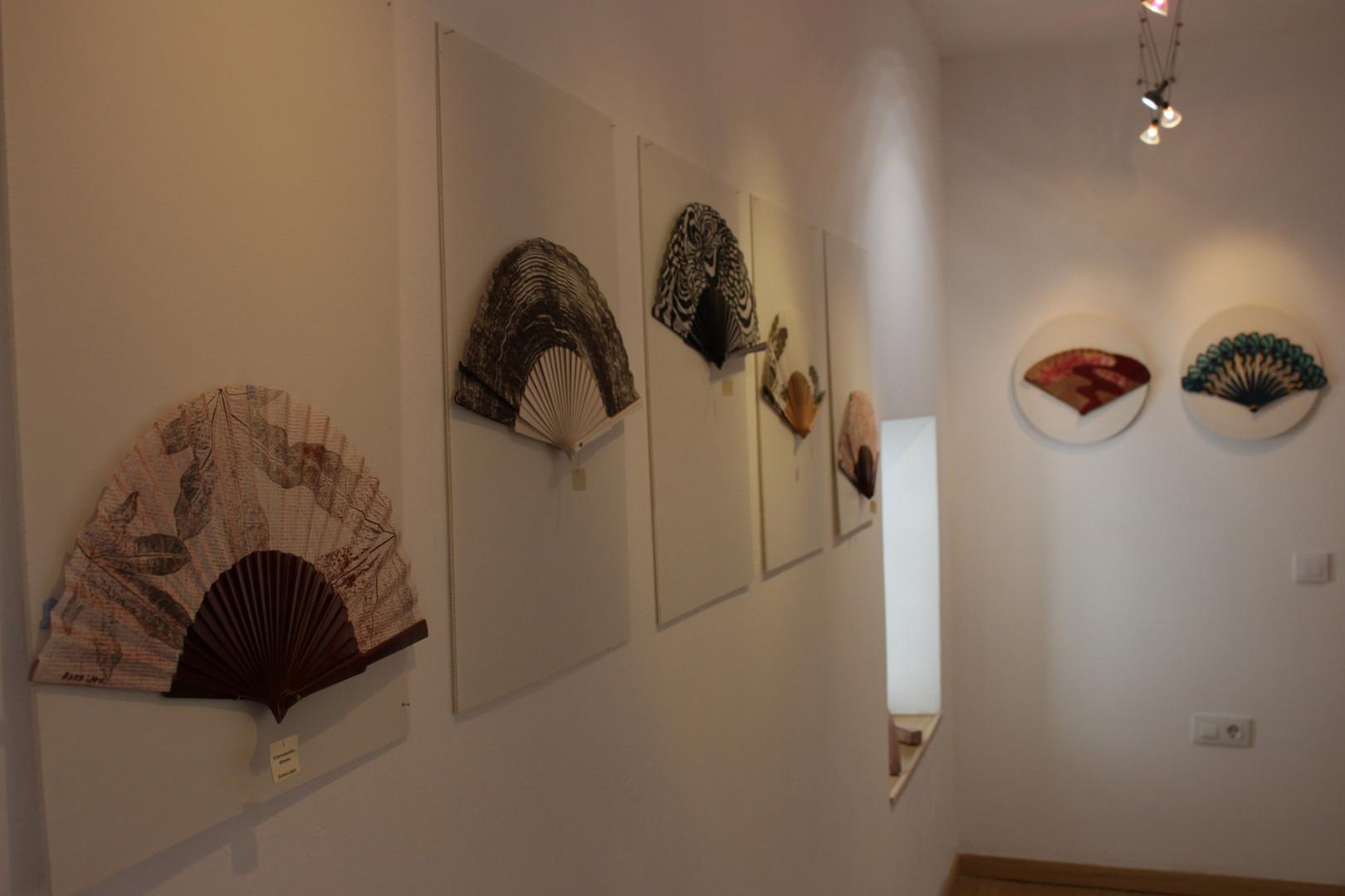 """""""A mi aire"""" Exposición de Enma Lápiz"""