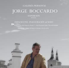 Exposición Jorge Boccardo