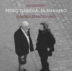 Pedro Gabiola & Ía Navarro