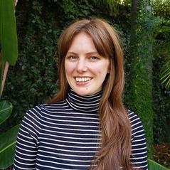 Sarah-Jane Oska (she/her), W.O.D.O.C. School Programs Coordinator
