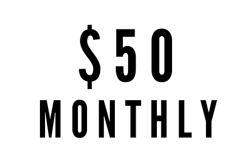 $50 Monthly