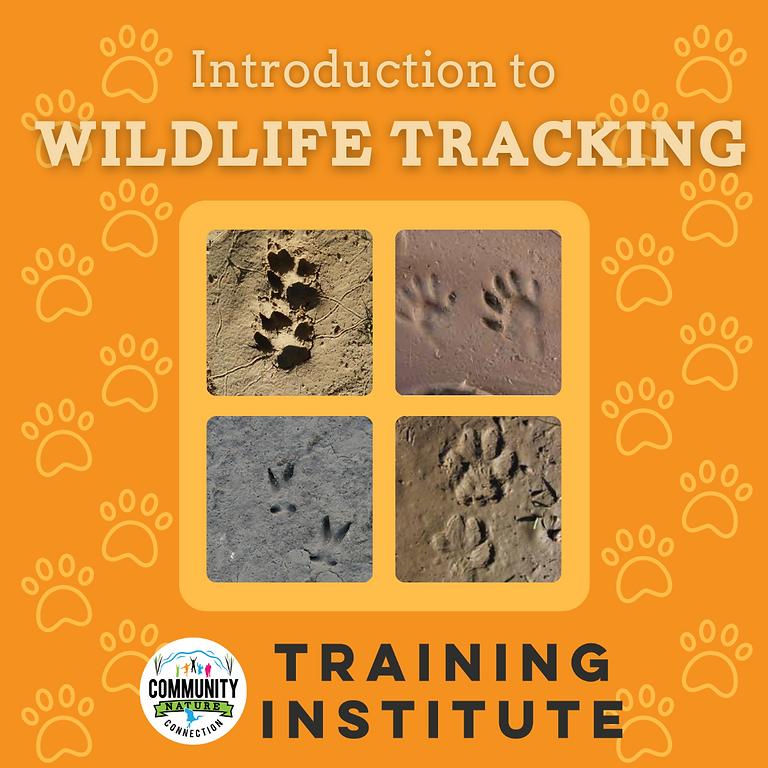 Intro to Wildlife Tracking