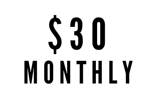 $30 Monthly