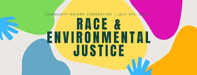 Race & Environmental Justice
