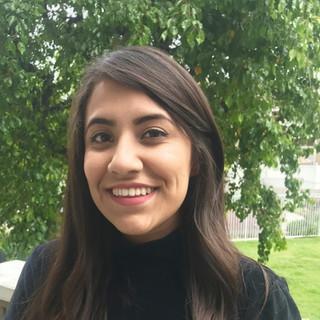 Vianey Moreno (she/her), Lead Naturalist