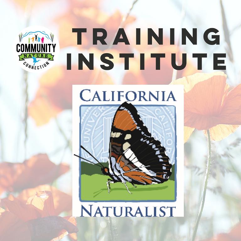 UC California Naturalist Course