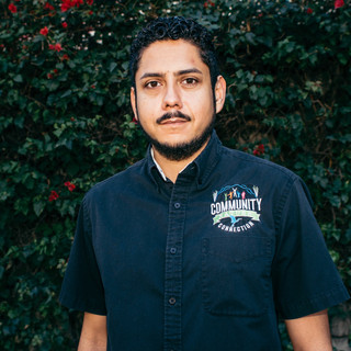 Julio Soria (he/him), Youth Leadership Programs Manager