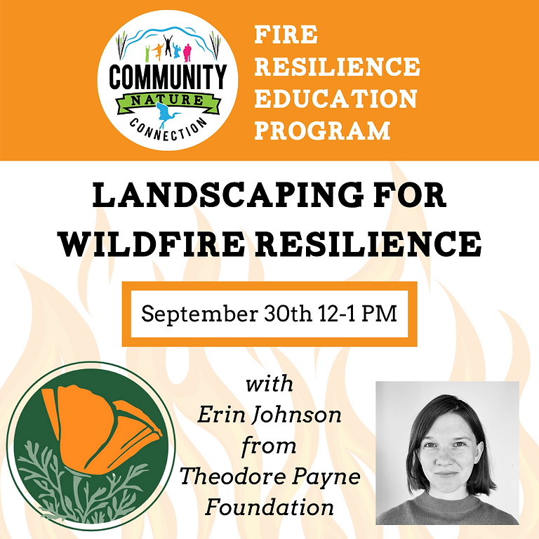 Landscaping for Wildfire Resilience