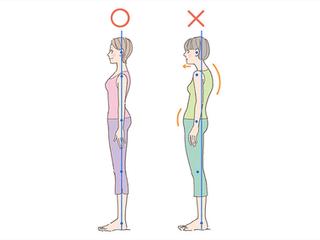 背中の筋肉の過度な緊張がハリやコリの原因に!