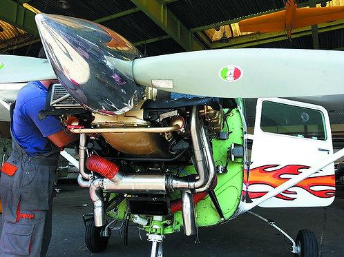 "Cessna 180, 182 and 185 ""Power Monster Cross-Flow"" TM"