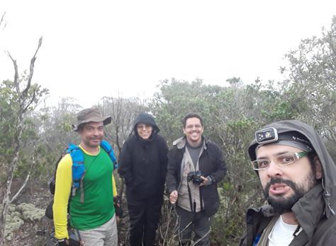 Desaparecido desde 1909: Expedição Pintoi