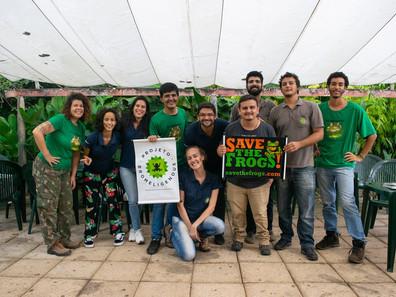 "Dia de Salvar os Anfíbios 2019 - ""Save the Frogs Day'"