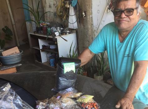 """Vídeo-curta: """"O cultivador de esperança"""""""