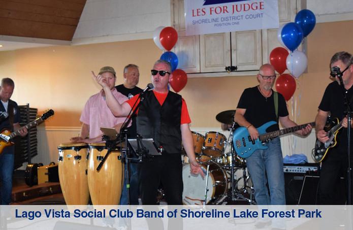 Lago Vista Social Club band of Shoreline