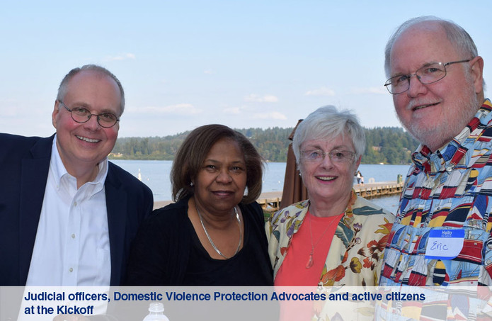 Judicial officers, Domestic Violence Pro