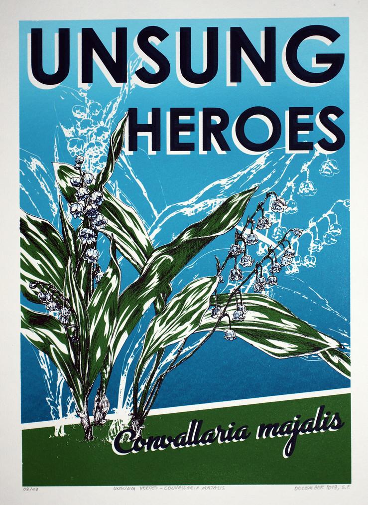 Unsung Heroes - Convallaria majalis