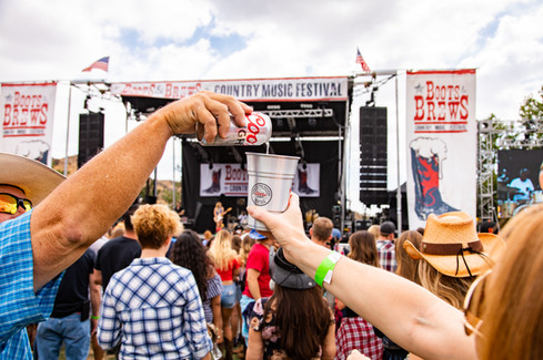 Boots & Brews Country Music Festival