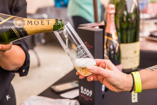 Champagne On Main Spring Street Fair